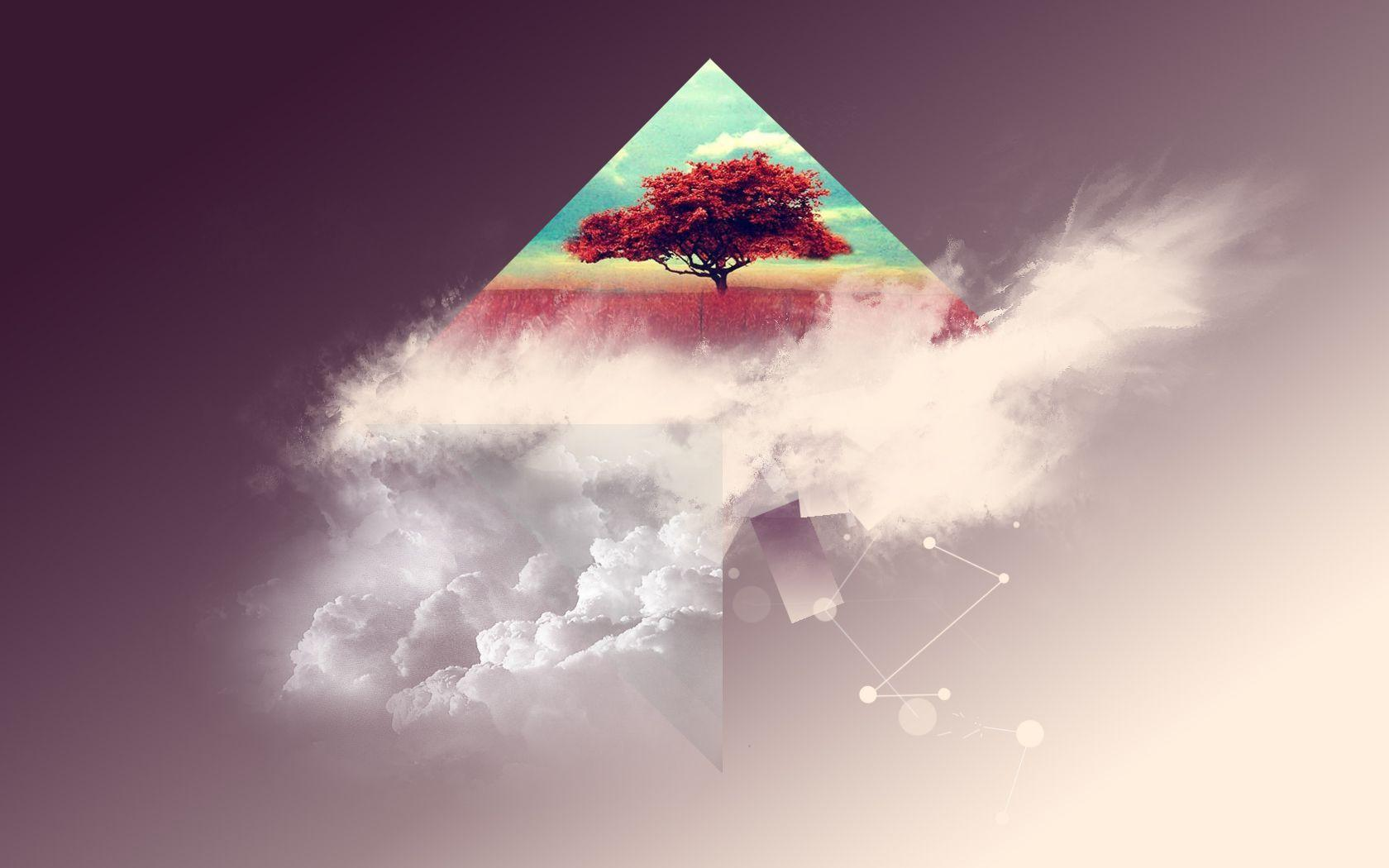 Hipster Triangle Wallpapers Wallpaper Cave