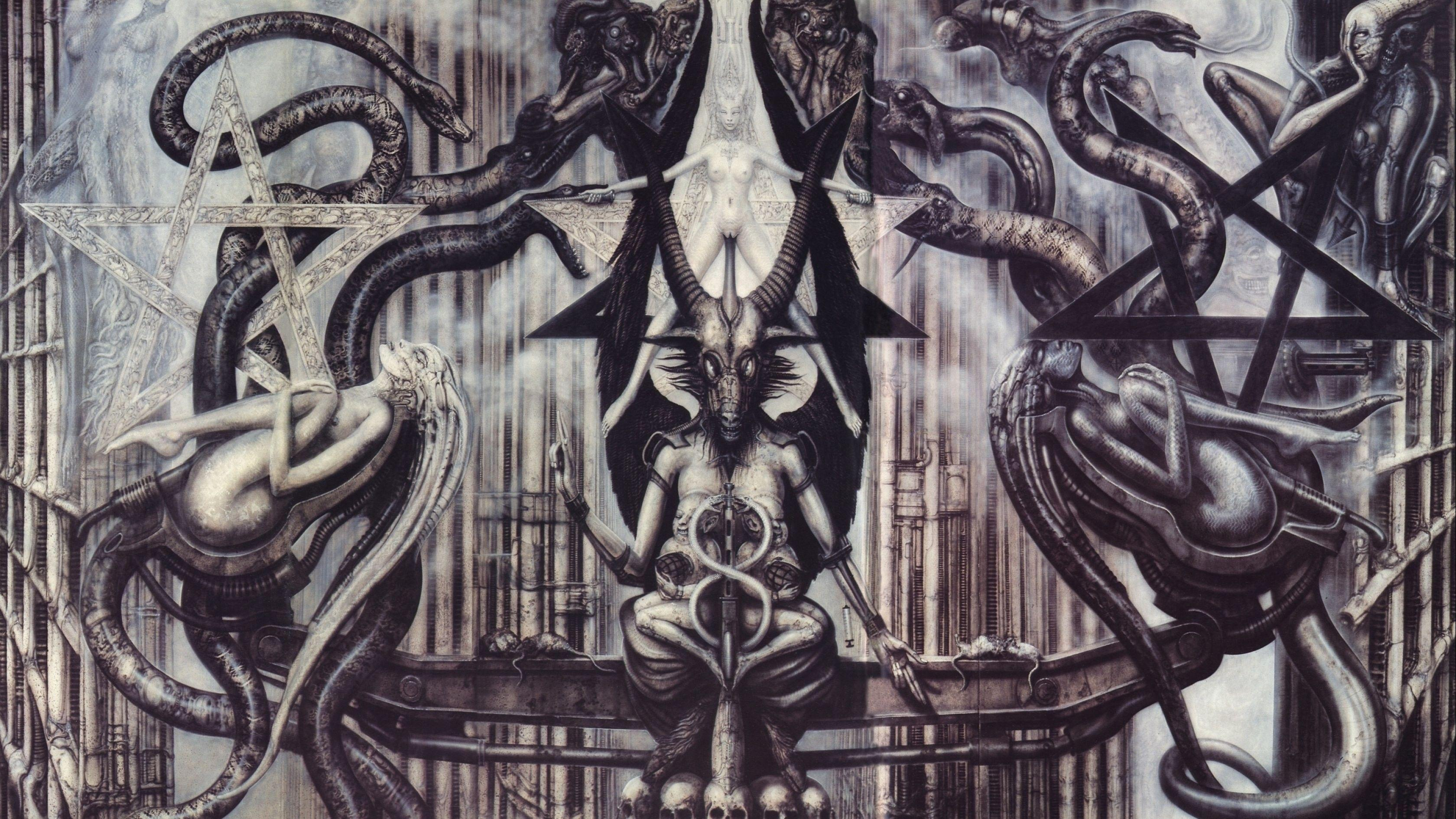 Hr Giger Wallpapers 1920x1080