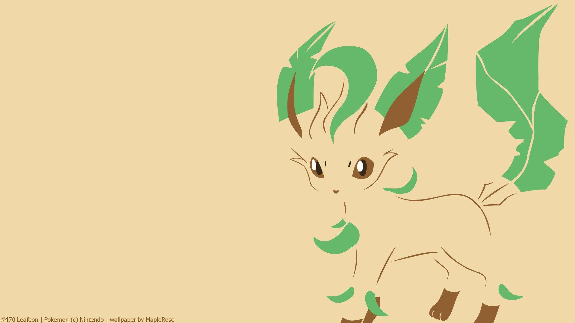 Leafeon Full HD Wallpapers and Backgrounds Image