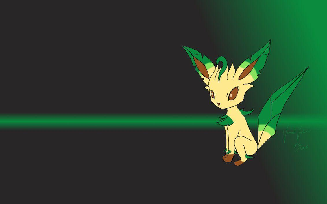 Leafeon Wallpapers by ZaneMiyoshi
