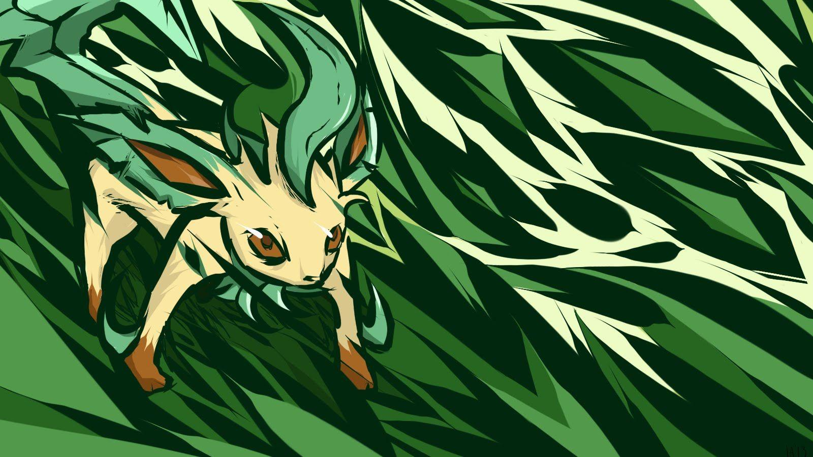 Leafeon wallpapers Gallery