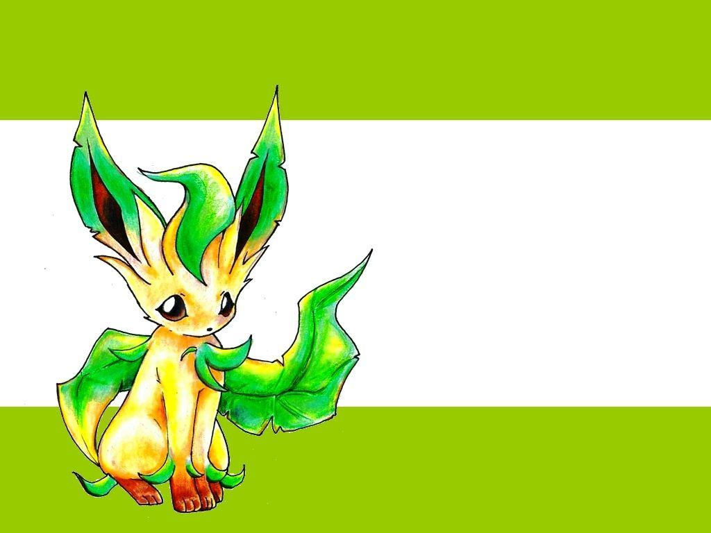 Leafeon Wallpapers