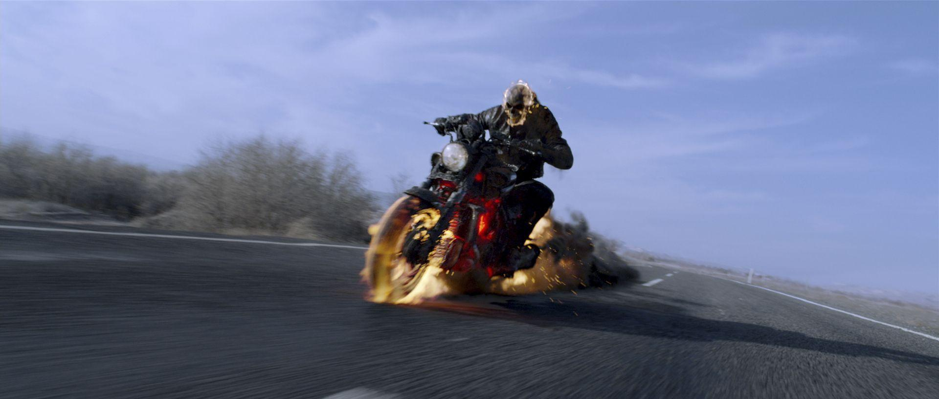 Ghost Rider Spirit Of Vengeance Some New HD