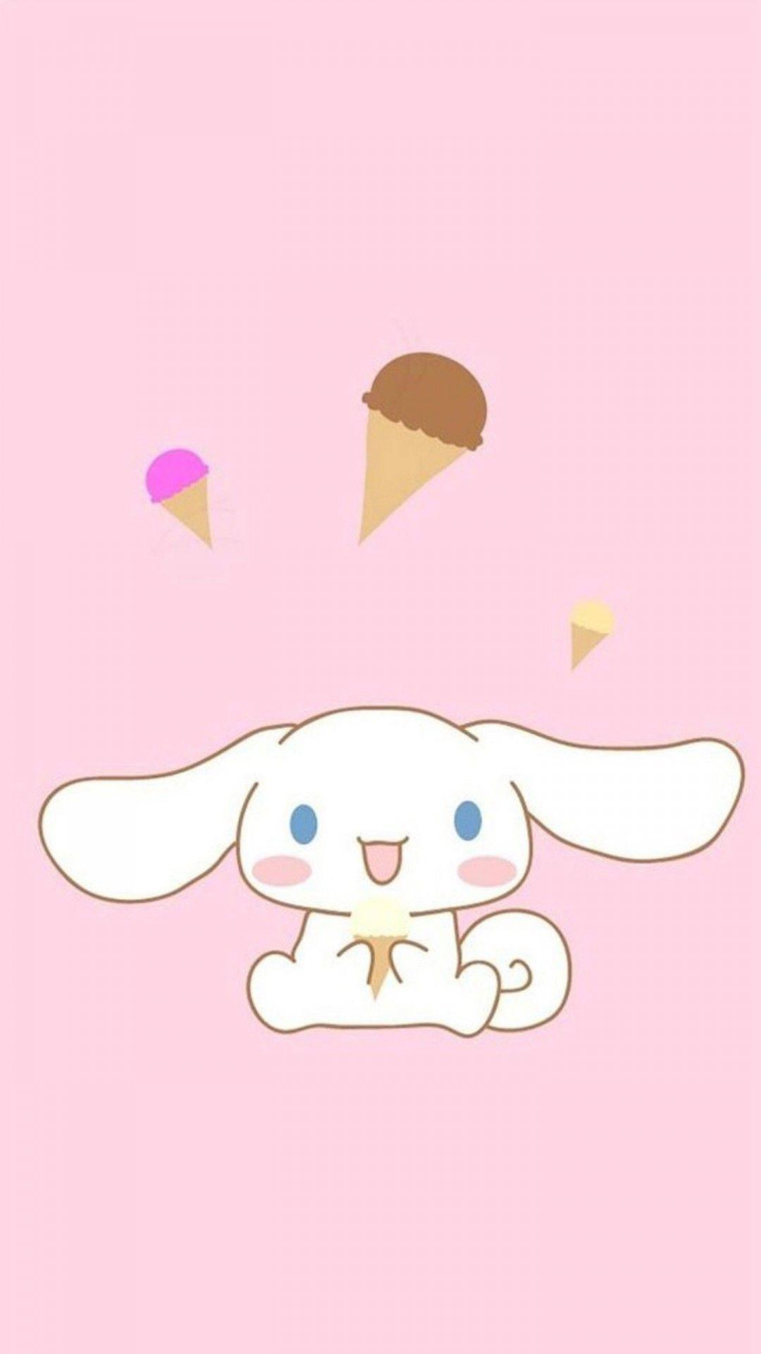 Cute Cartoon Bunny Backgrounds Wallpaper Cave