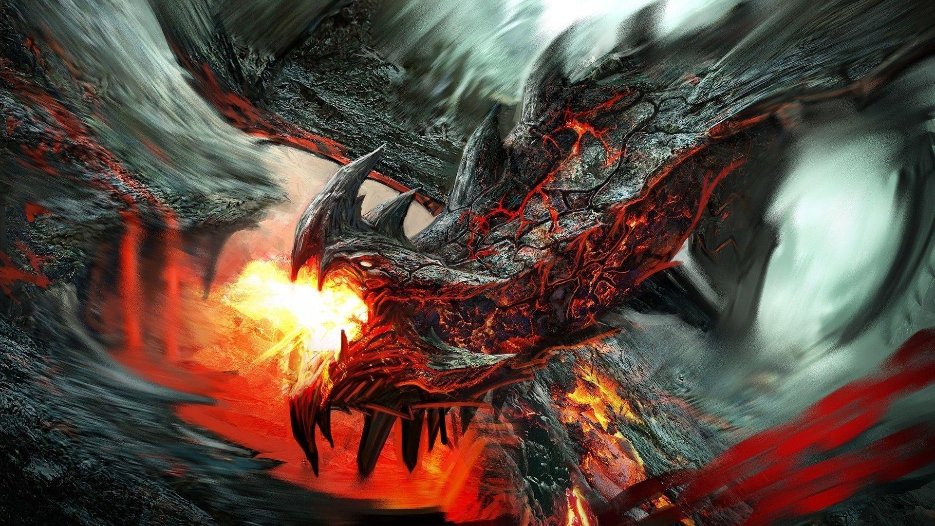 Really Cool Dragon Wallpapers