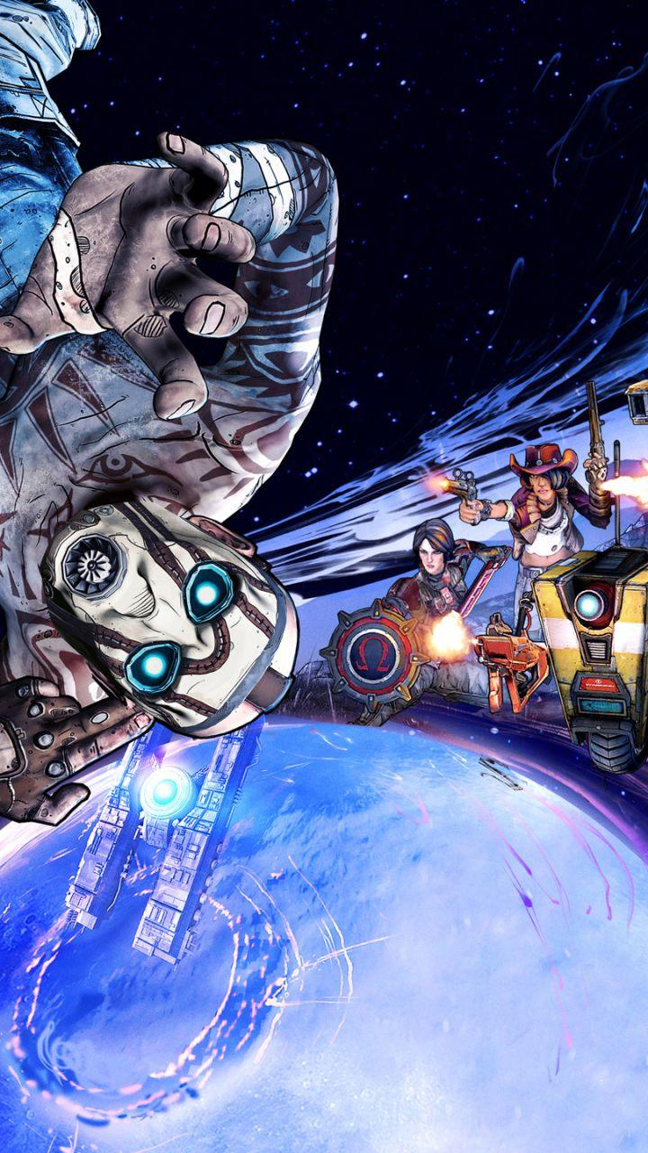Borderlands Wallpapers Mobile Wallpaper Cave