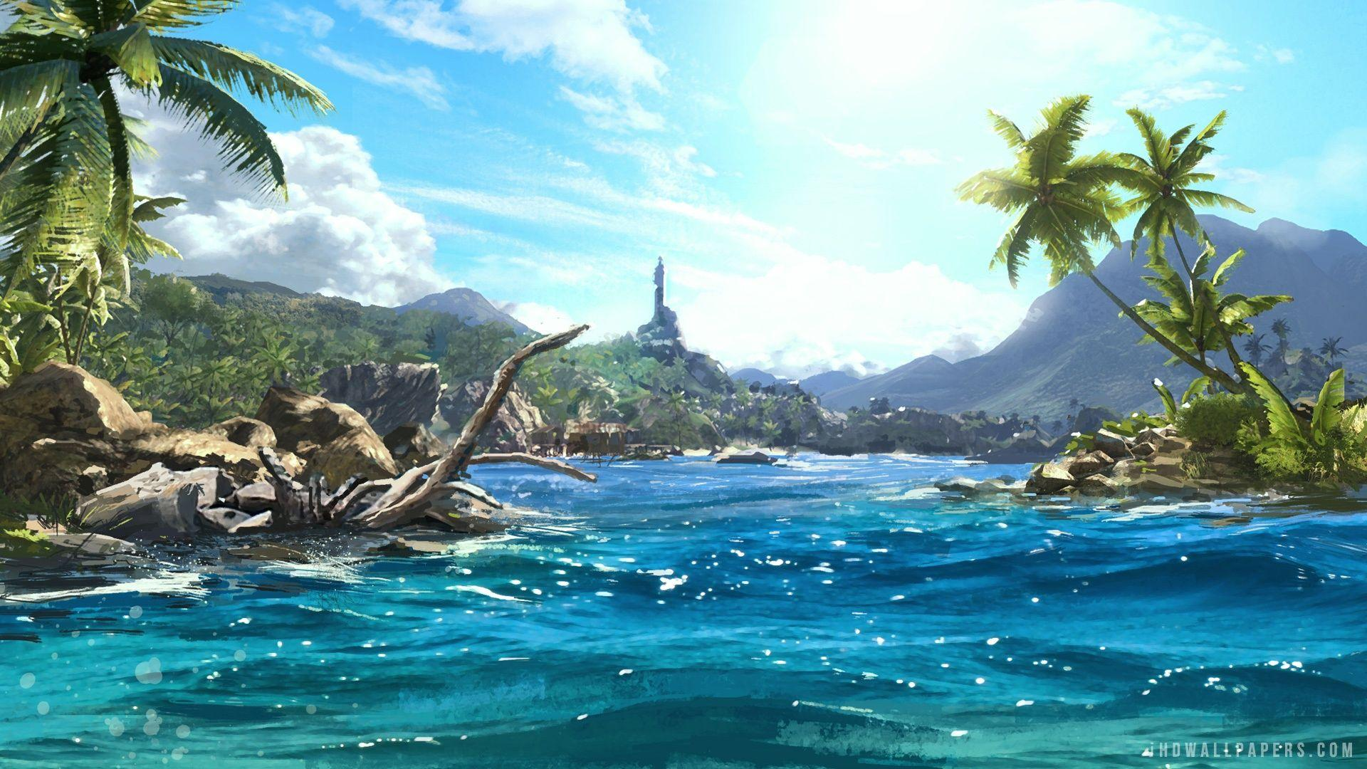 Far Cry 3 Wallpapers 1920x1200 Wallpaper Cave