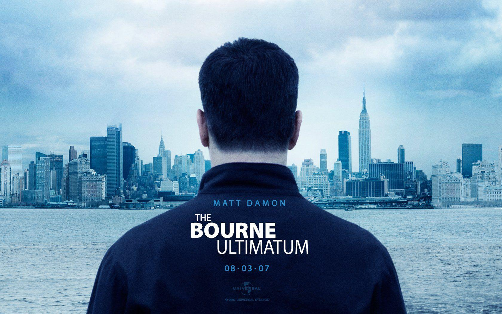 14 The Bourne Ultimatum HD Wallpapers