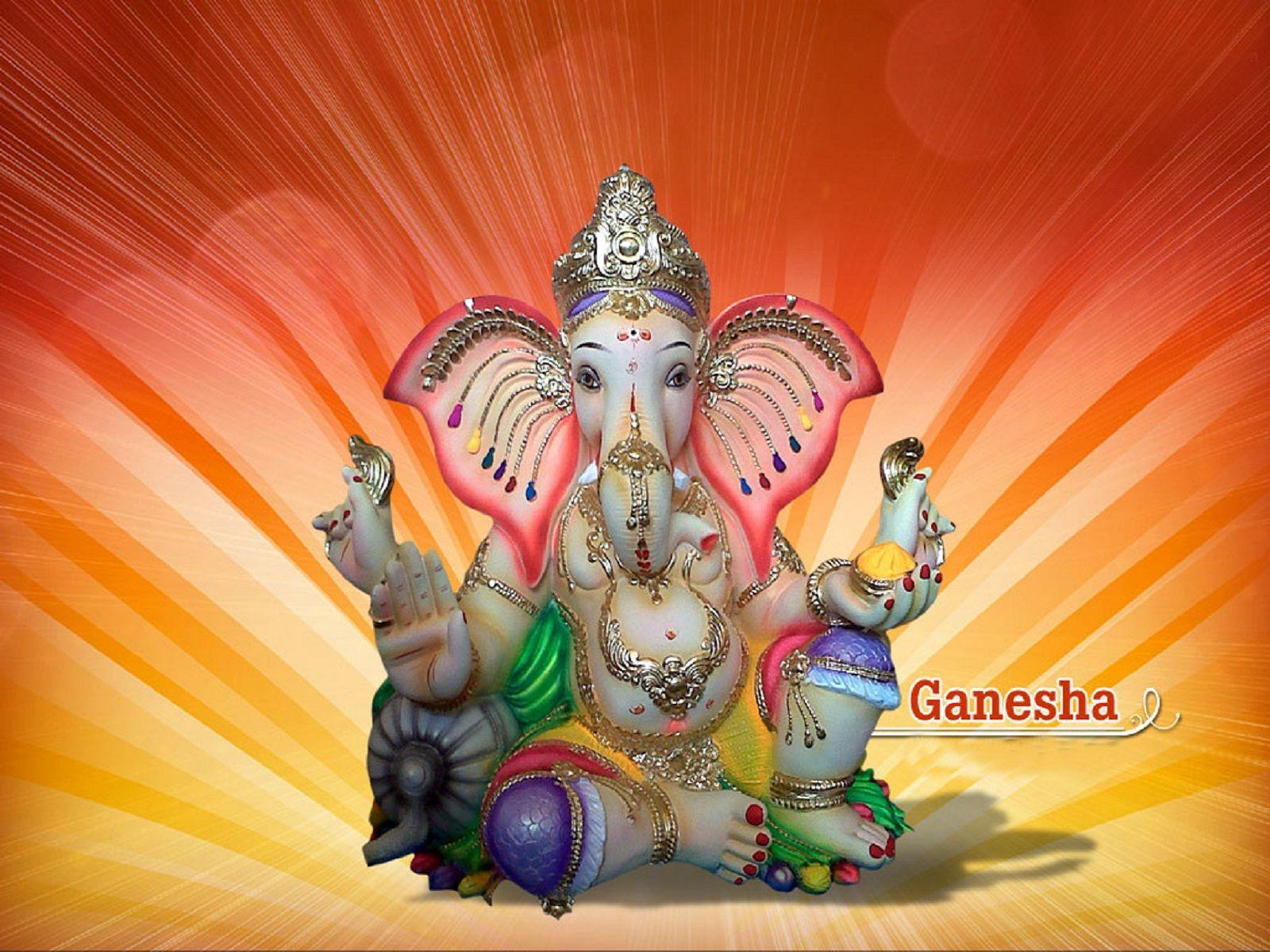 shree ganesh cute wallpapers wallpaper cave