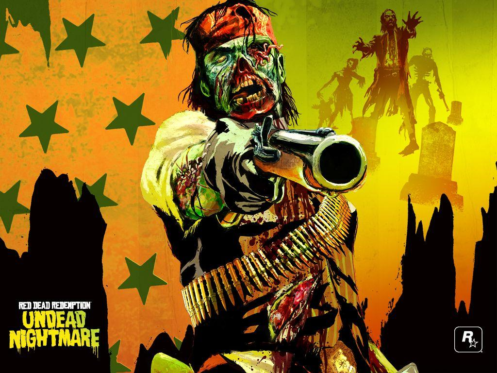 Red Dead Undead Nightmare Backgrounds Hd Wallpaper Cave
