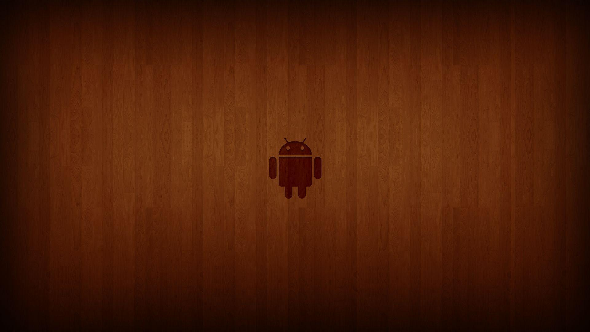 Android Logo Wooden Wallpapers Wallpaper Cave