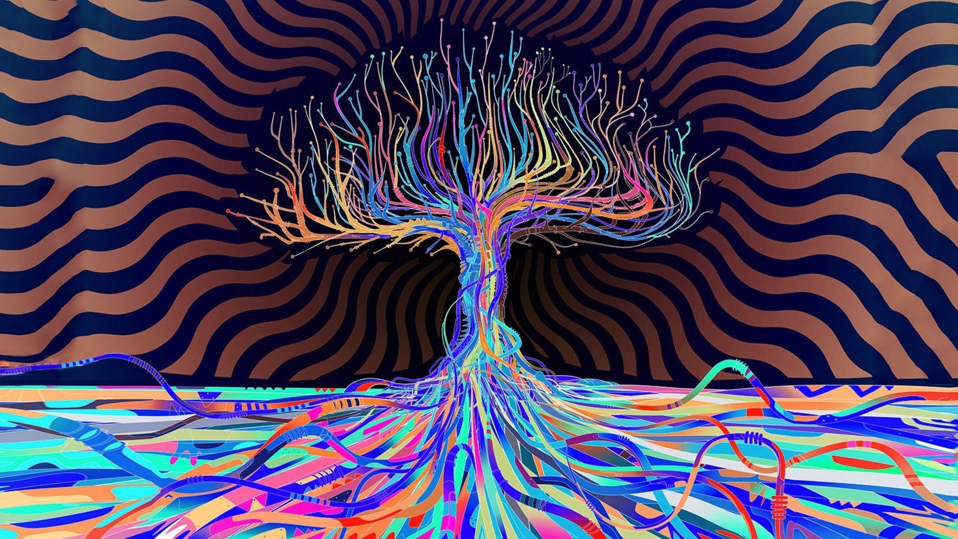 Acid Trip Wallpapers Gallery