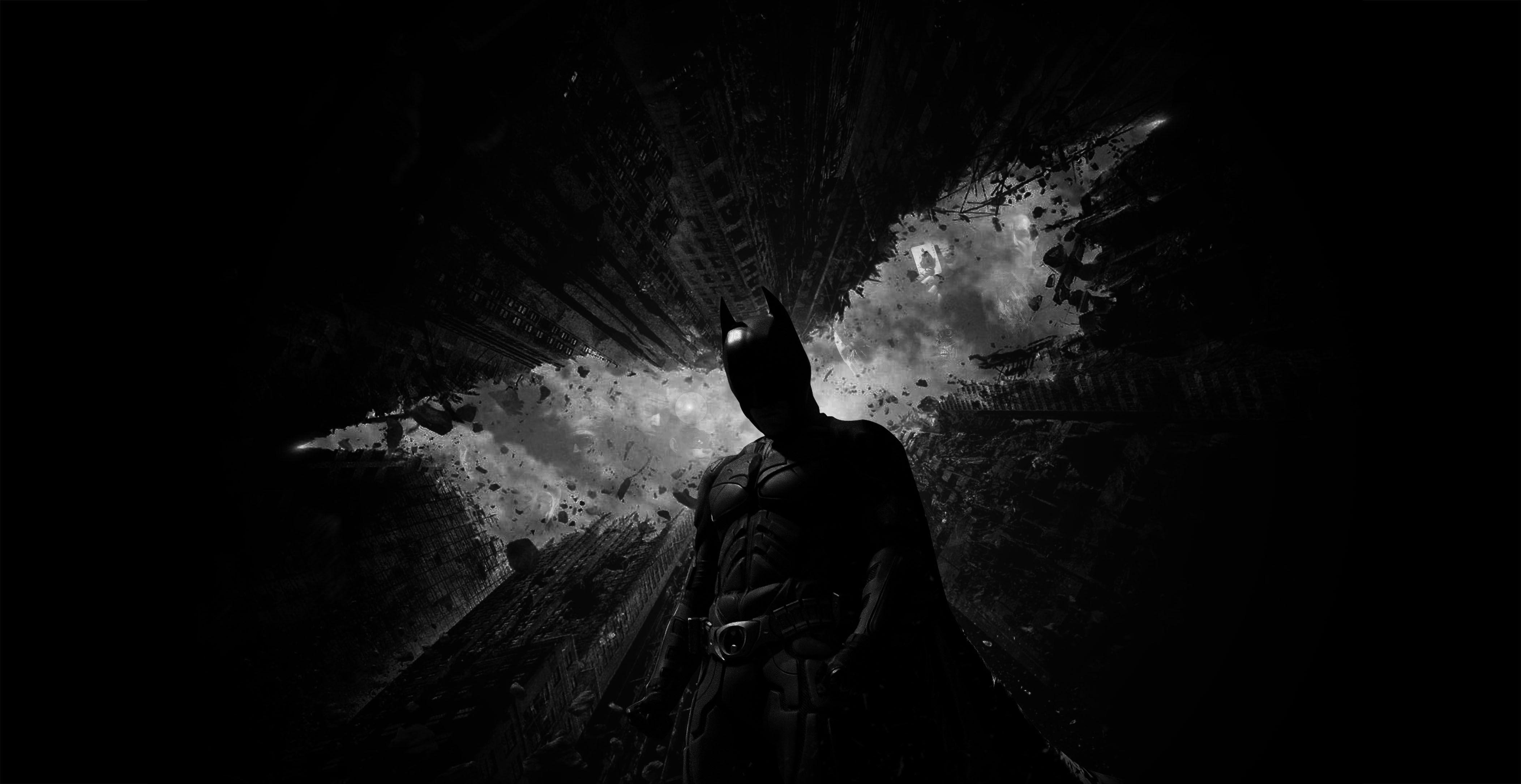 Awesome Hd Dark Knight Wallpapers Wallpaper Cave
