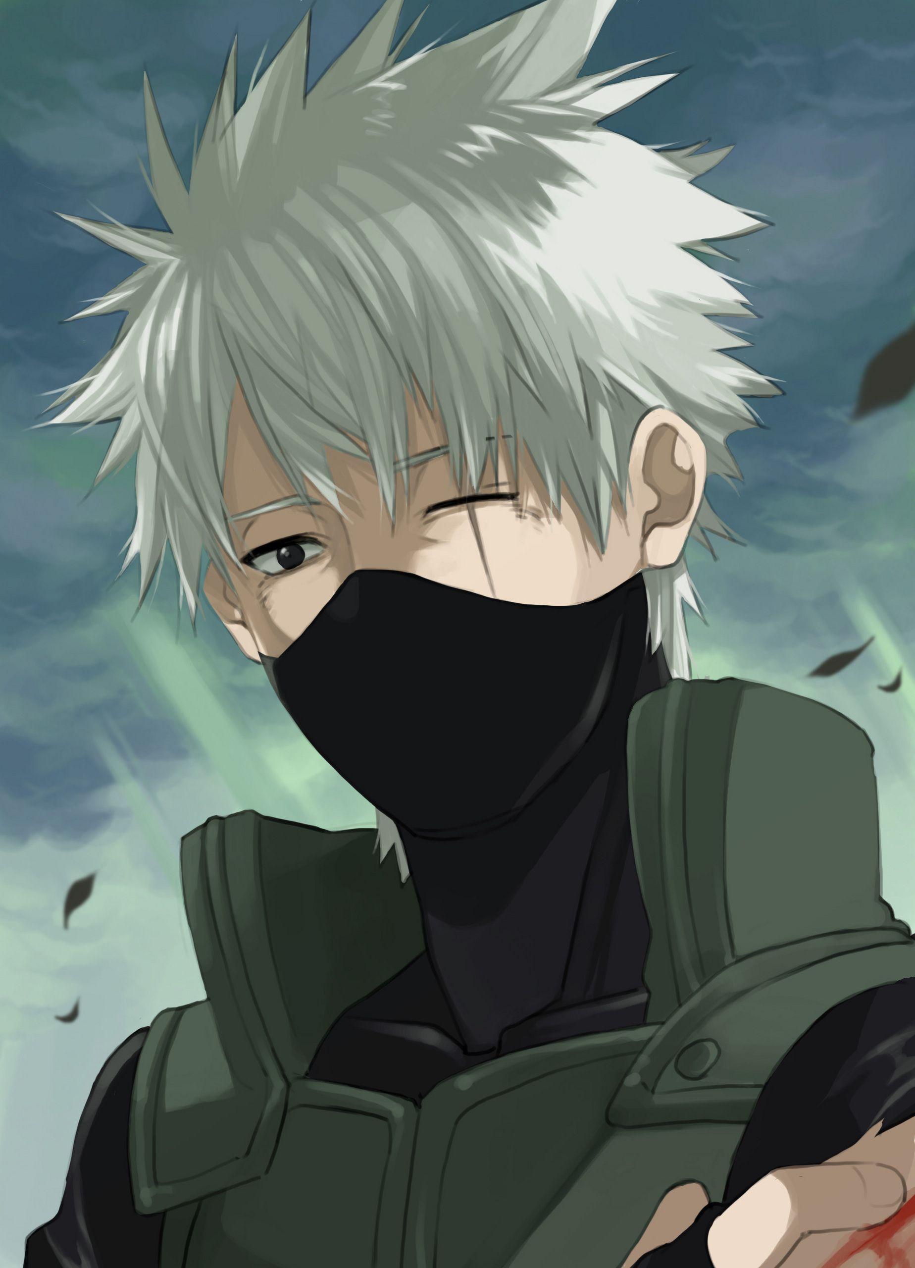 Kakashi No Mask HD Wallpapers ...