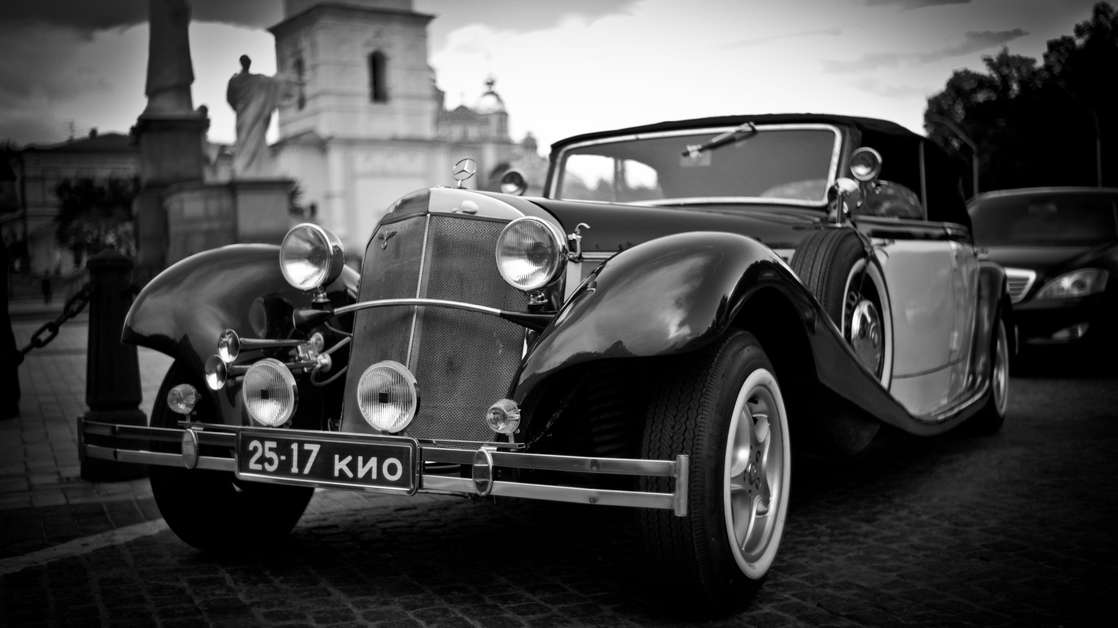 Vintage Cars Wallpapers Wallpaper Cave