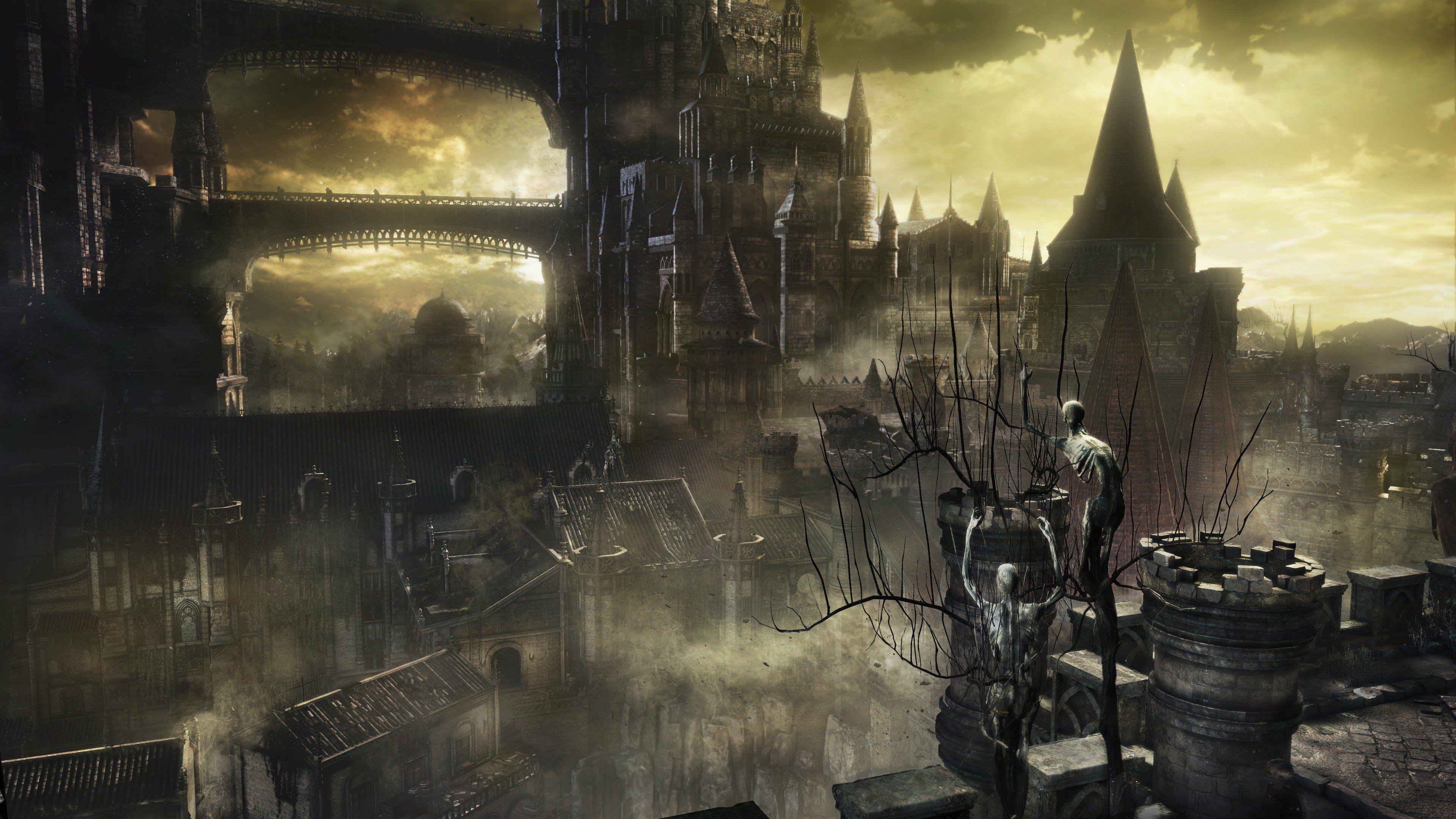 Dark Souls 3 Wallpapers Wallpaper Cave