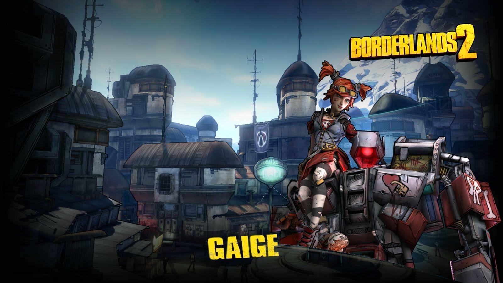 Borderlands 2 Best Weapons For Gaige
