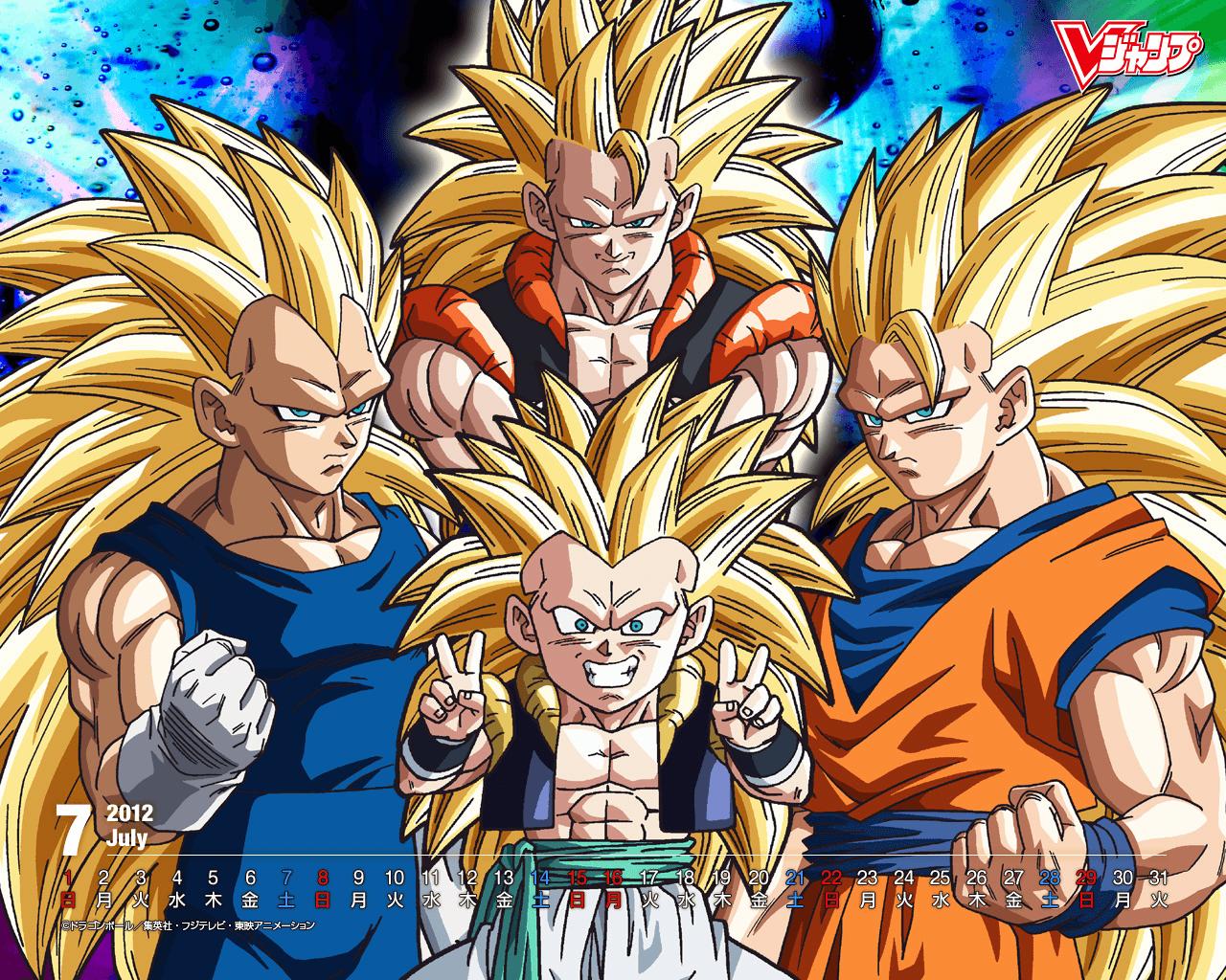 Goku Gohan Goten Desktop Wallpapers Wallpaper Cave