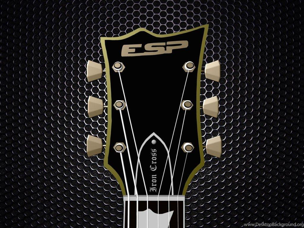 Esp Guitar Desktop Wallpapers Wallpaper Cave