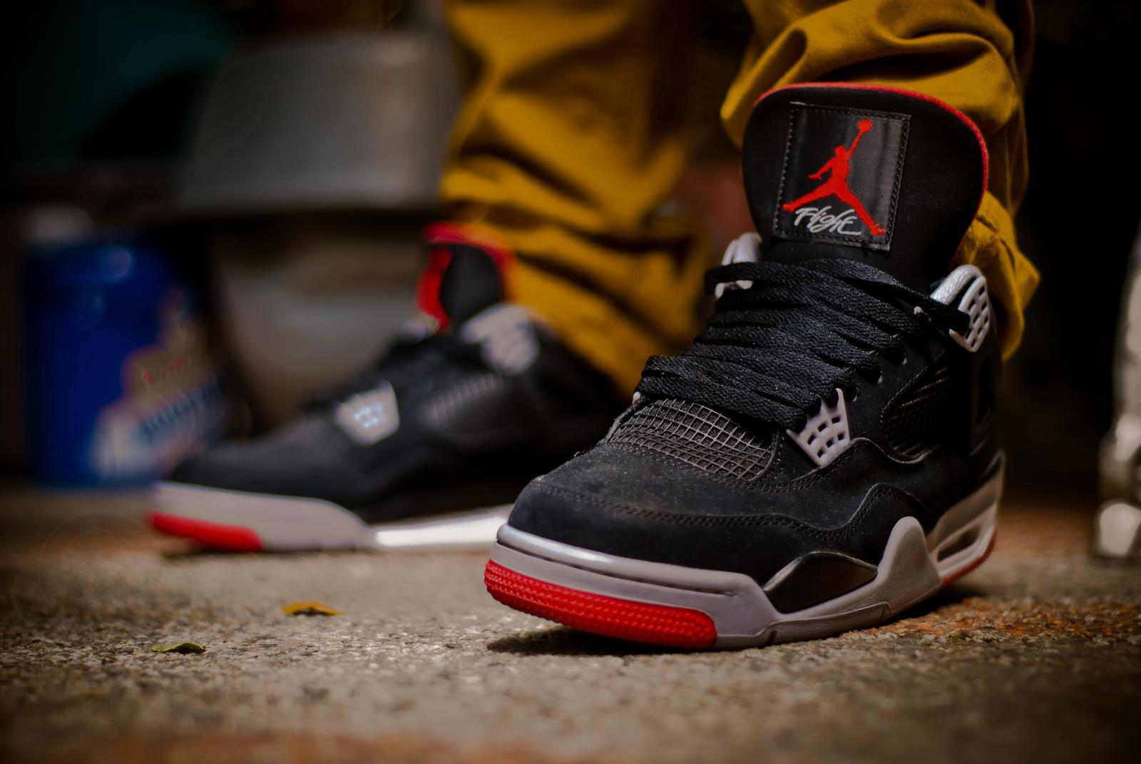 differently f85a6 fbb19 Up Next  Is Air Jordan 4 Bred Set To Make A Return    Upcoming