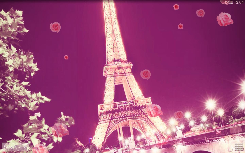 Paris Wallpapers Colour Purple Wallpaper Cave