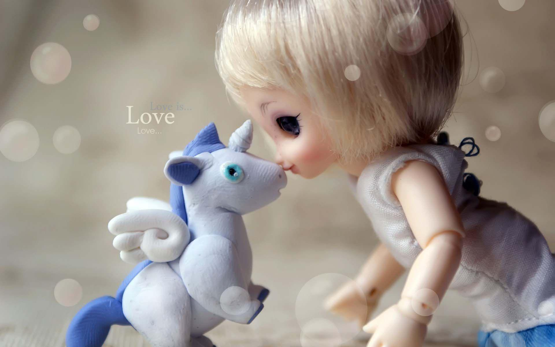 Love Doll Pic Wallpapers Wallpaper Cave
