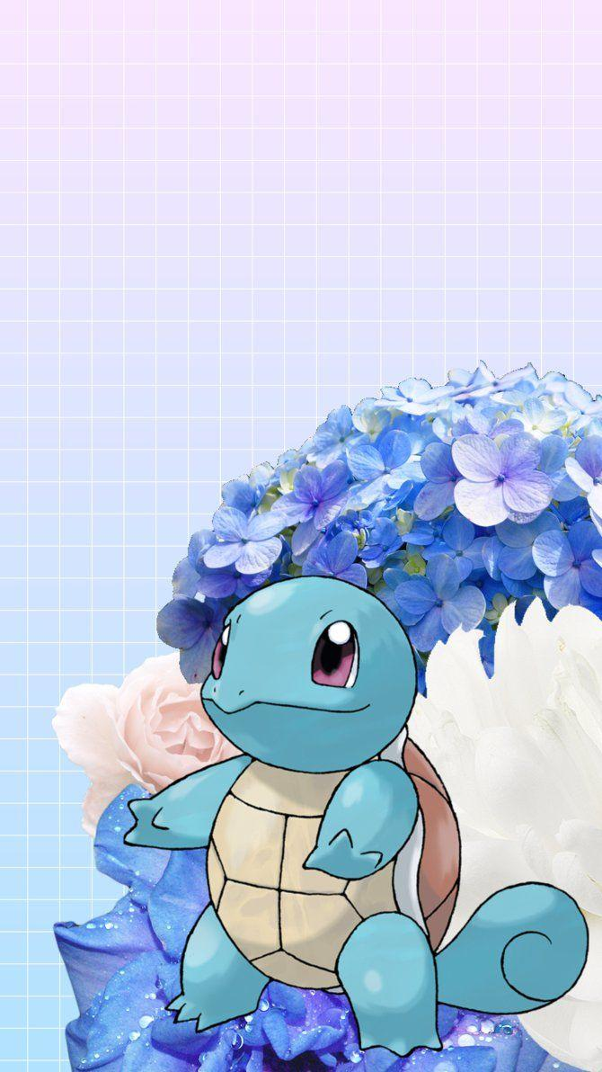 Squirtle water 14