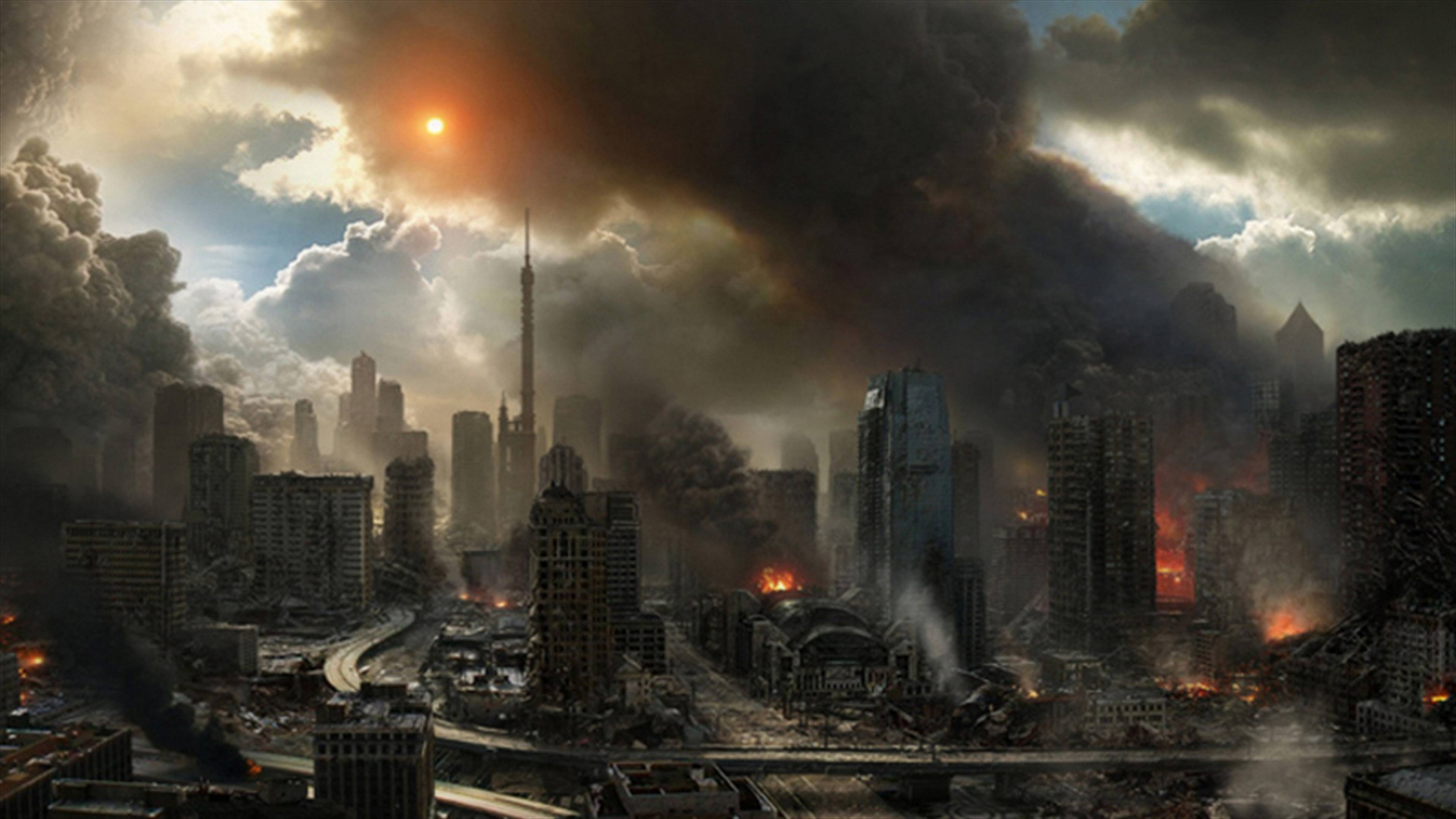 Doomsday Wallpapers Backgrounds Wallpaper Cave