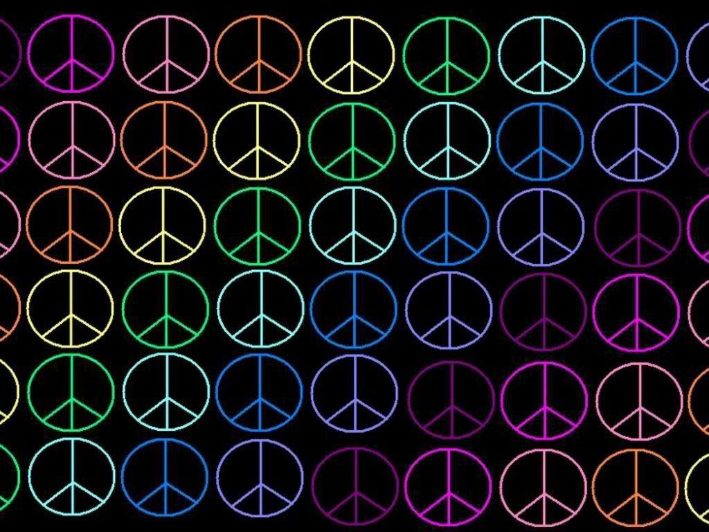 Peace Sign Backgrounds For Desktop - Wallpaper Cave | Images ...
