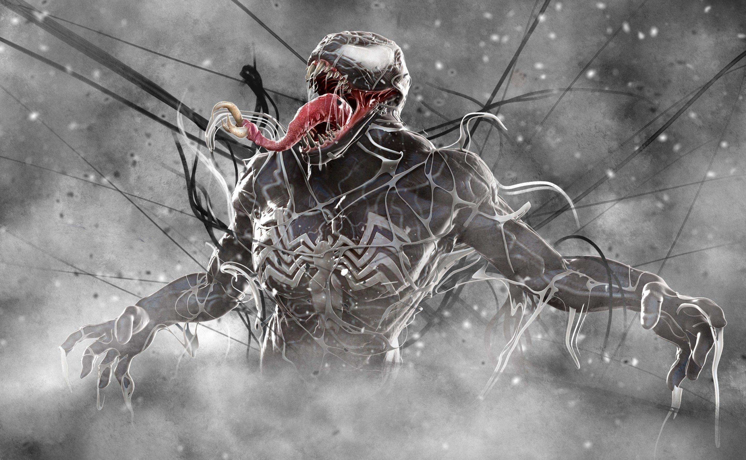 Venom Wallpapers Hd Wallpaper Cave
