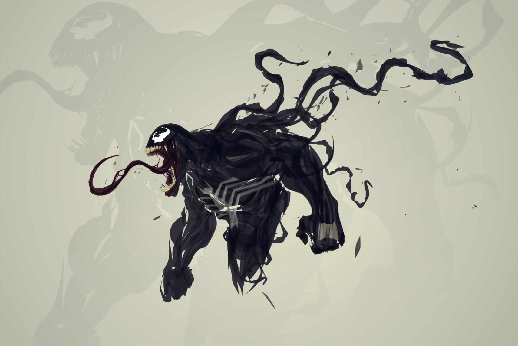 1711x1144px Anti Venom Wallpapers