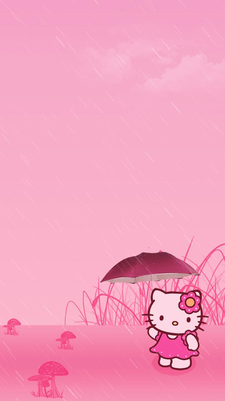 Gambar Wallpapers Hello Kitty Wallpaper Cave