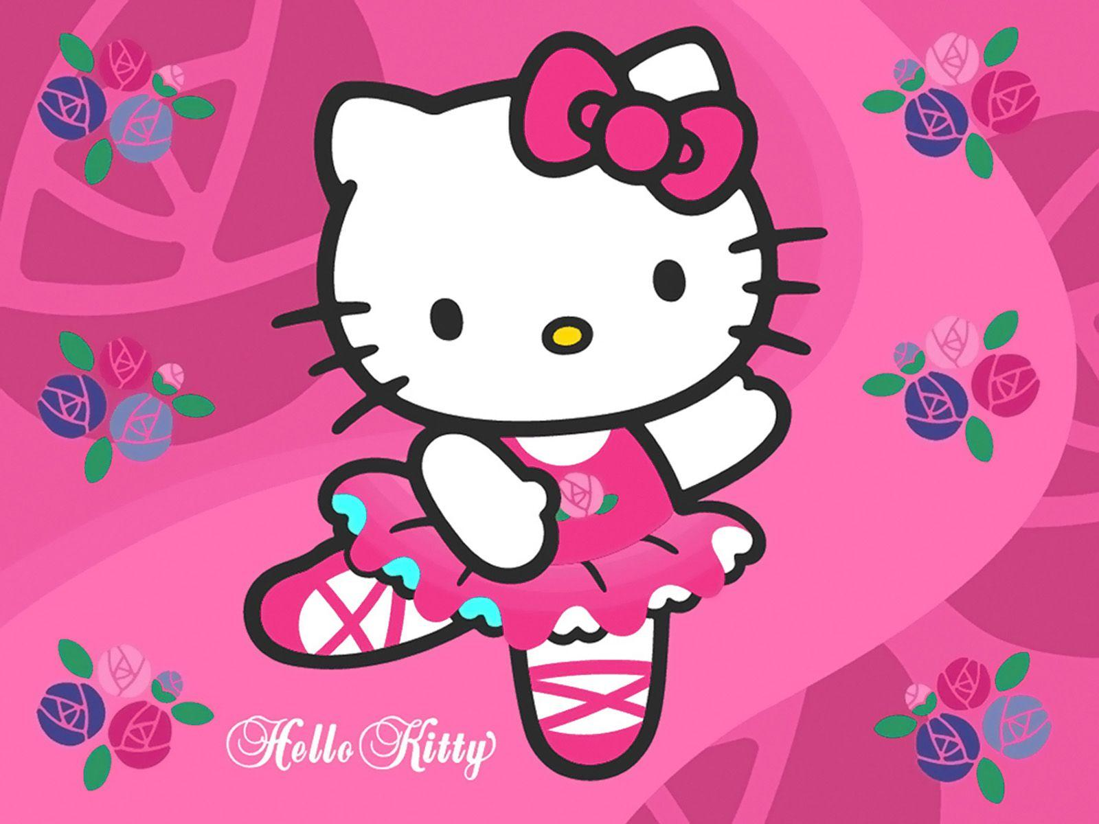 Gambar Wallpapers Hello Kitty Wallpaper Cave