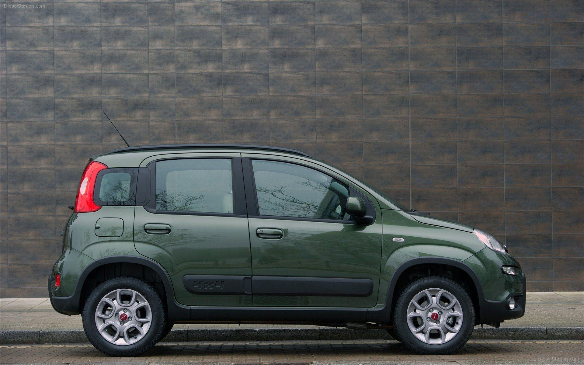 Fiat Panda 4X4 2013 Widescreen Exotic Car Pictures of 52