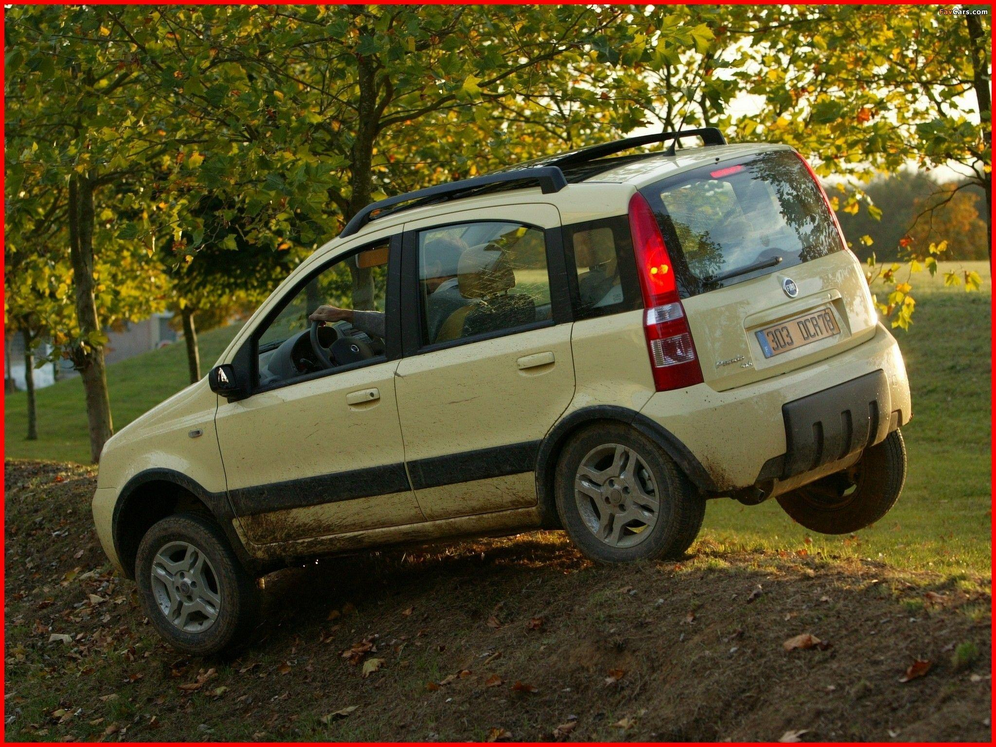 Great 2004 Fiat Panda 4x4 Collection Of Fiat Vehicles 178038