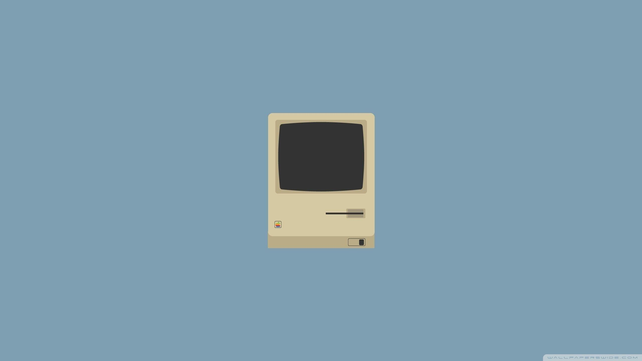 Macintosh Minimalism ❤ 4K HD Desktop Wallpapers for 4K Ultra HD TV