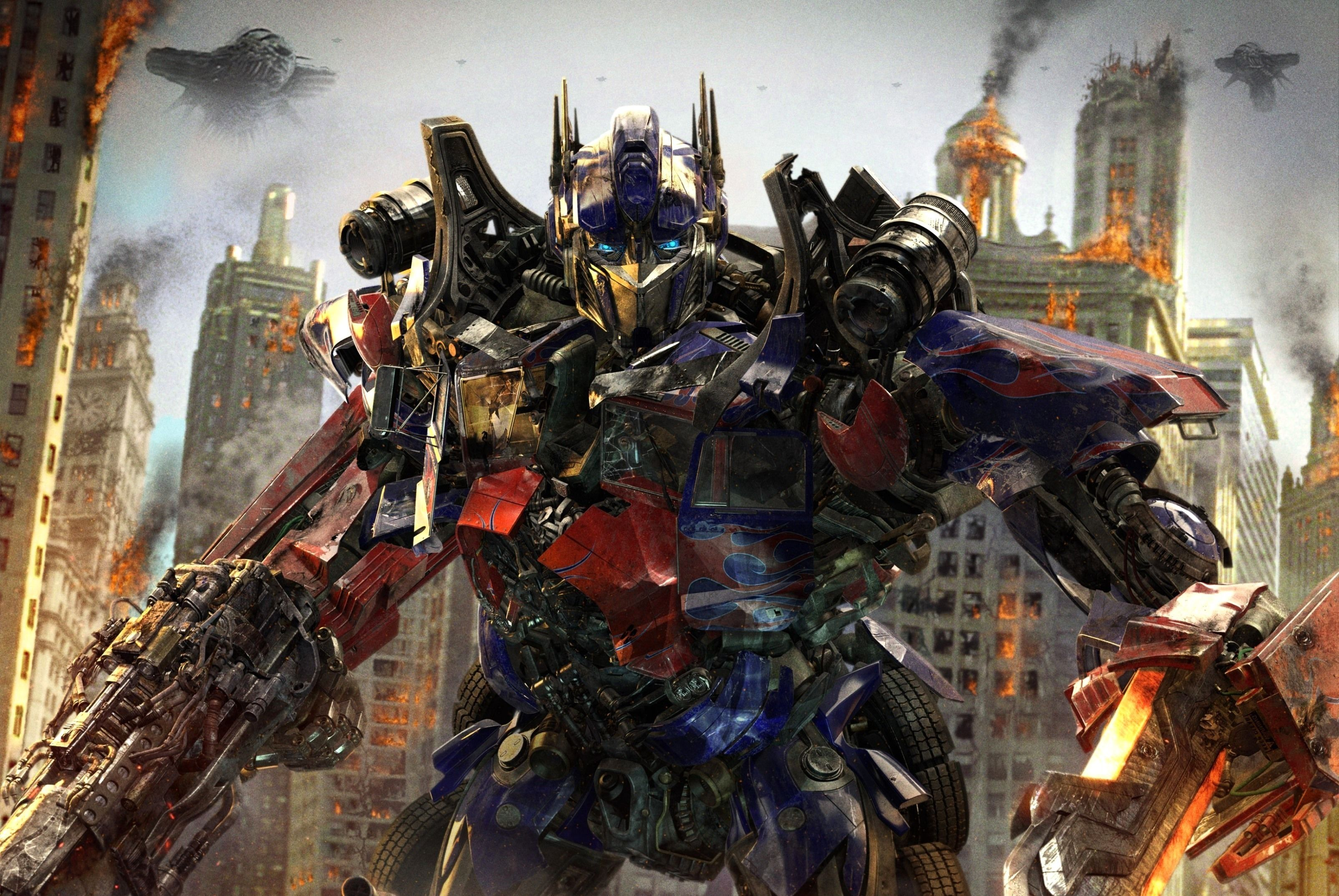 Transformers 3 Optimus Prime Wallpapers - Wallpaper Cave