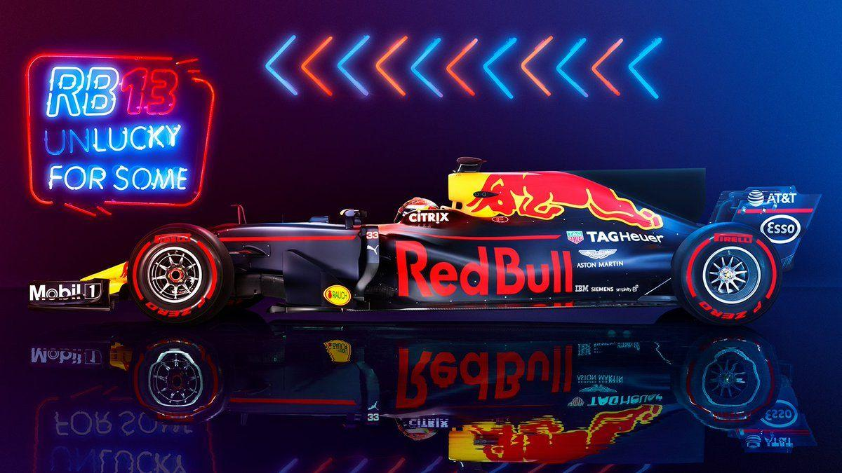Red Bull Racing Teams Background 3