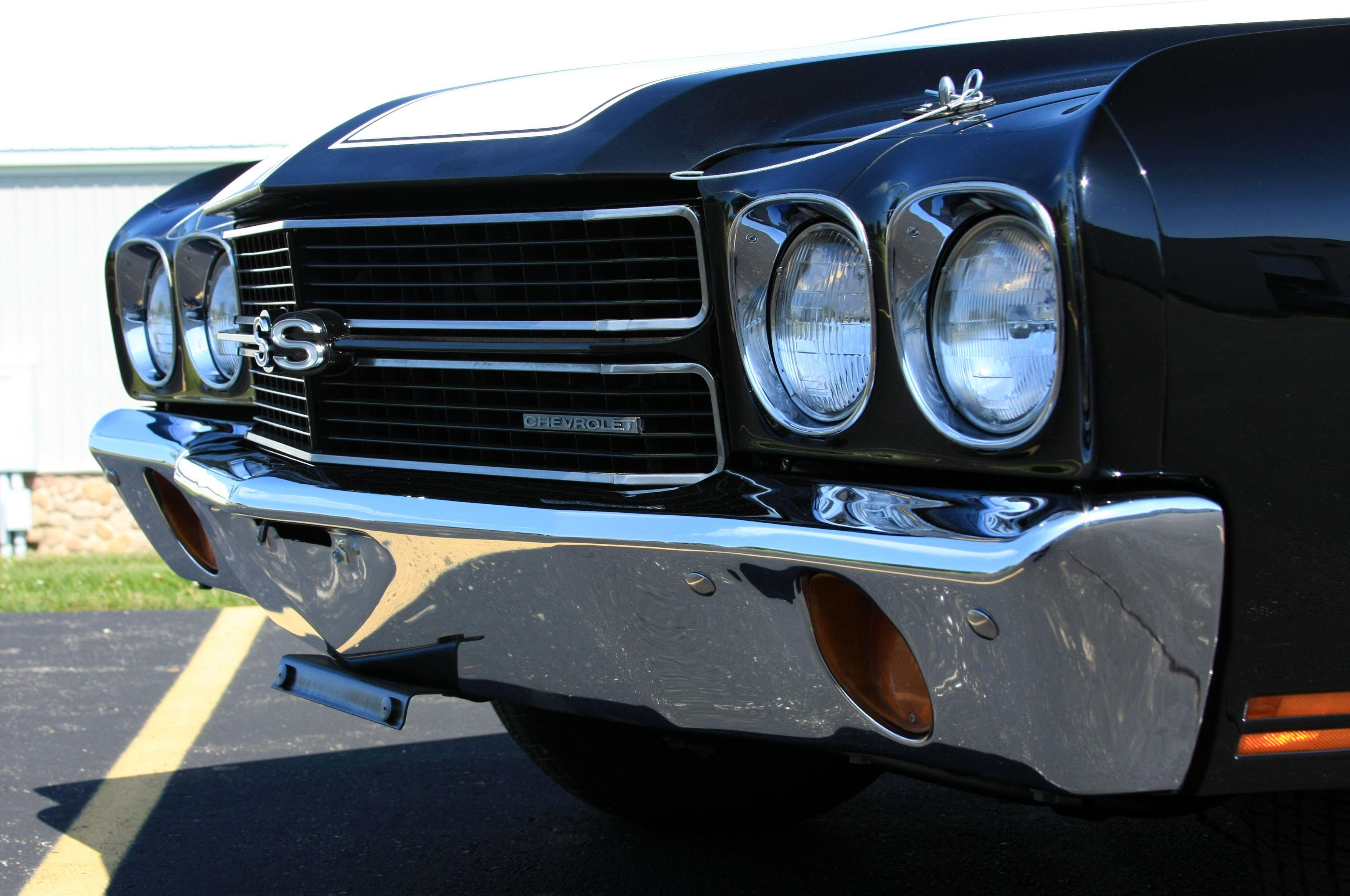 1970 EL CAMINO SS Full HD Wallpapers and Backgrounds Image