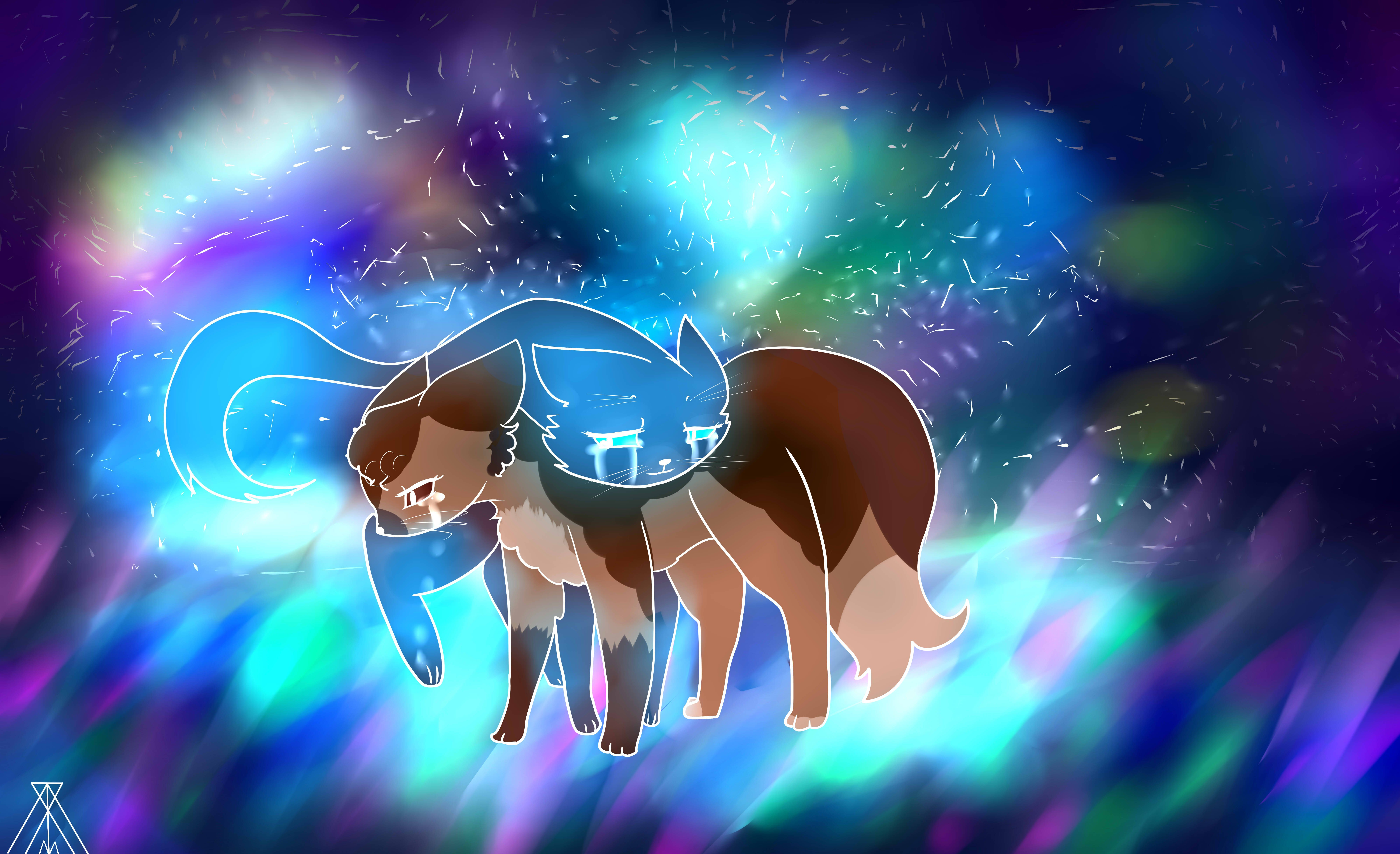 Warrior Cats Wallpapers Bluestar Wallpaper Cave