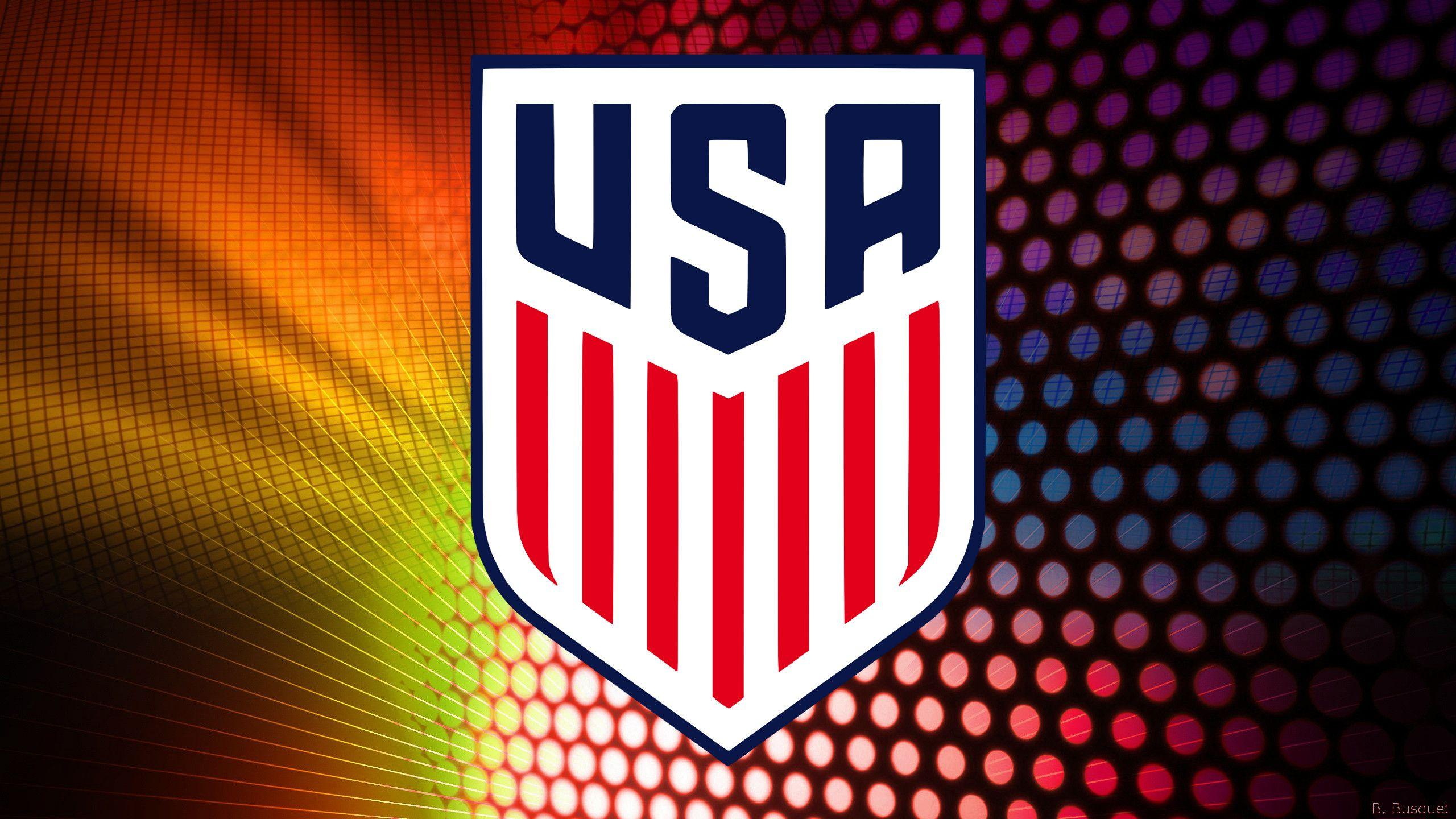 United States National Soccer Team Zoom Background