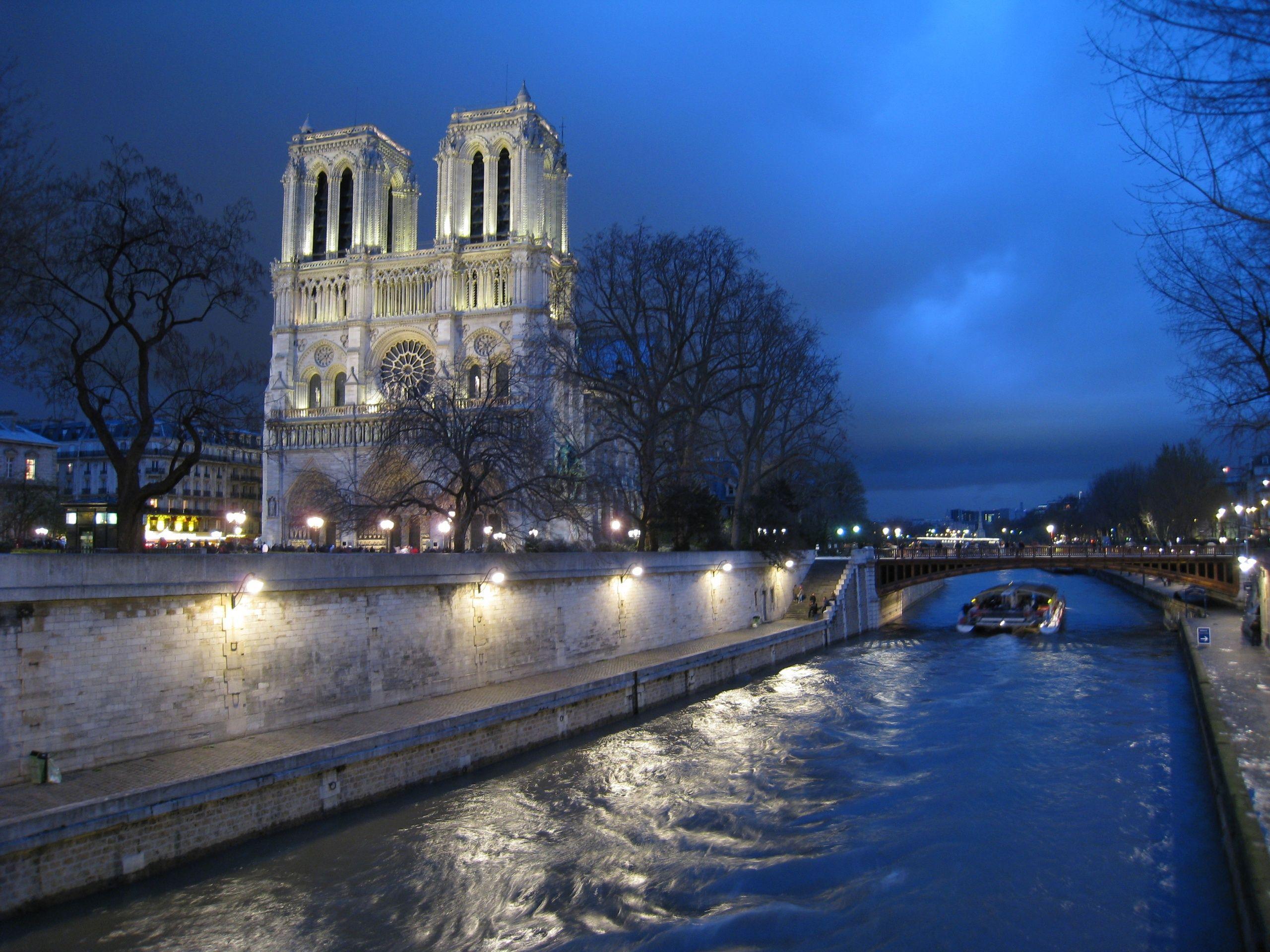 Desktop Backgrounds Paris Notre Dame Wallpaper Cave