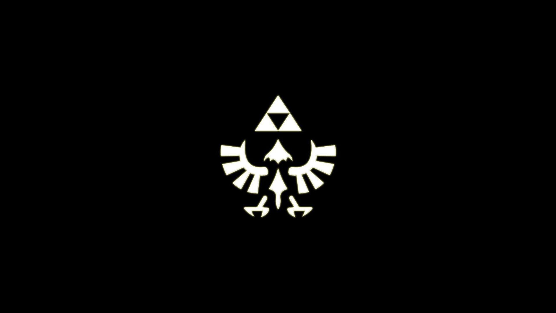 Legend Of Zelda Triforce Wallpapers Wallpaper Cave