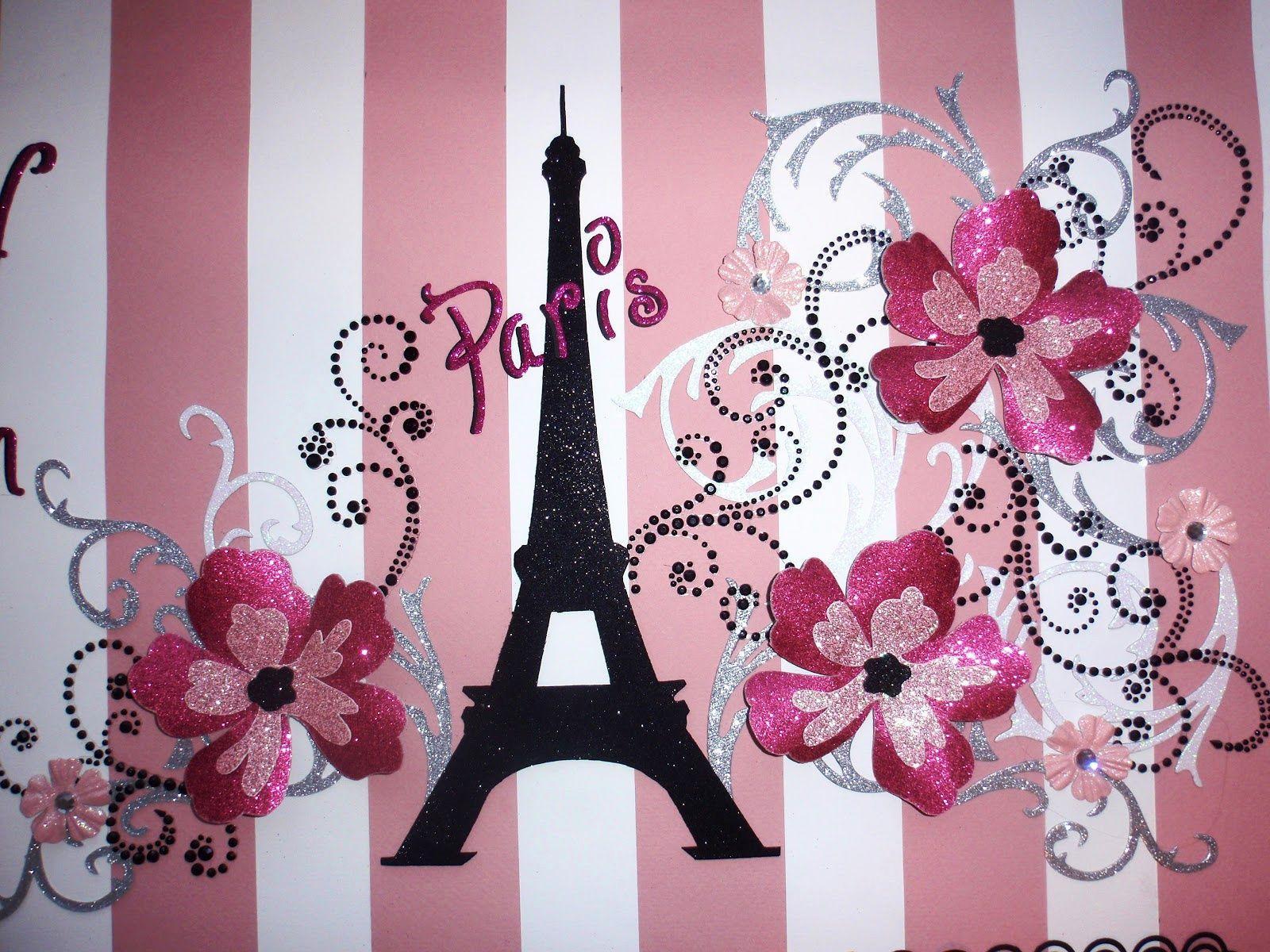 Wallpapers Paris Pink Love - Wallpaper Cave