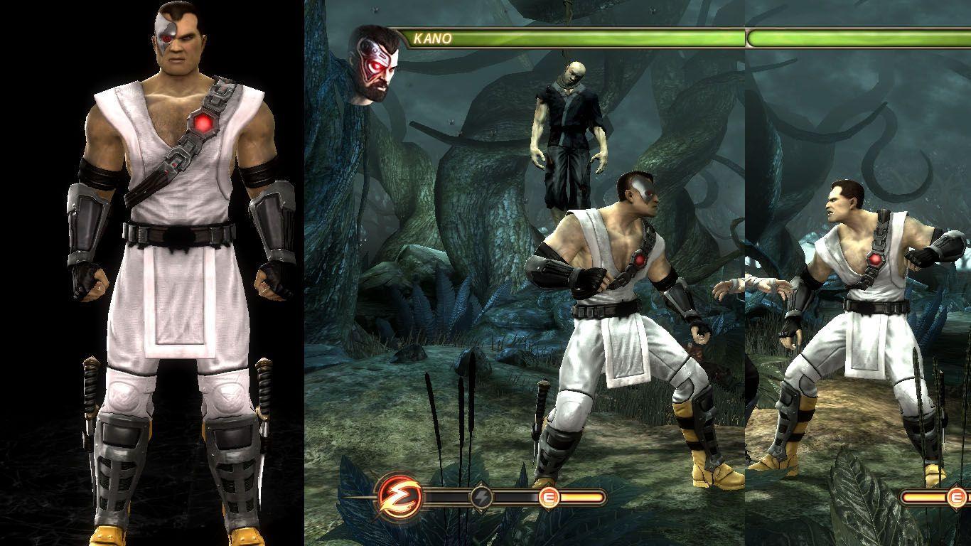 Mortal Kombat 9 Kano Wallpapers - Wallpaper Cave
