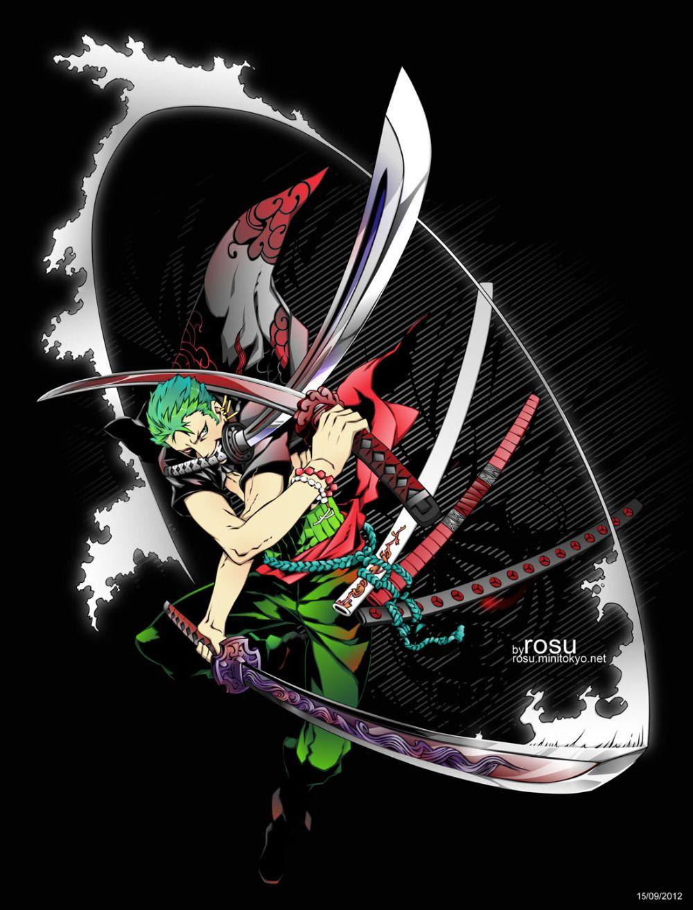 Anime Wallpapers Roronoa Zoro Wallpaper Cave