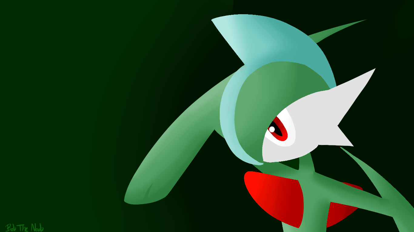Gallade Wallpapers [oc] : pokemon