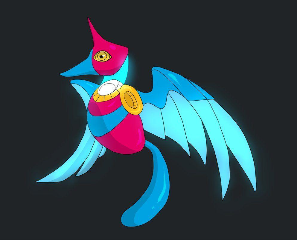 Porygon-Z by blueharuka on DeviantArt