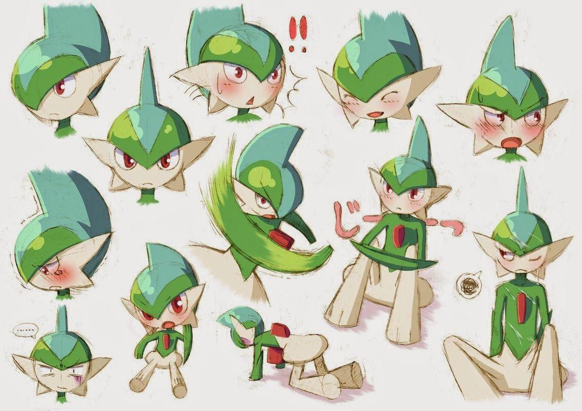 Gallade Wallpapers