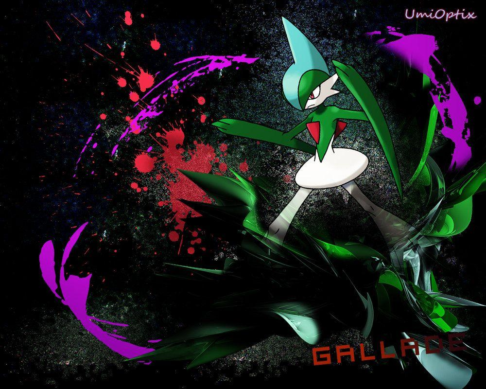 Gallade Wallpapers by Umikori